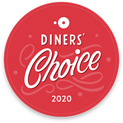 Open Table - Diners' Choice 2020